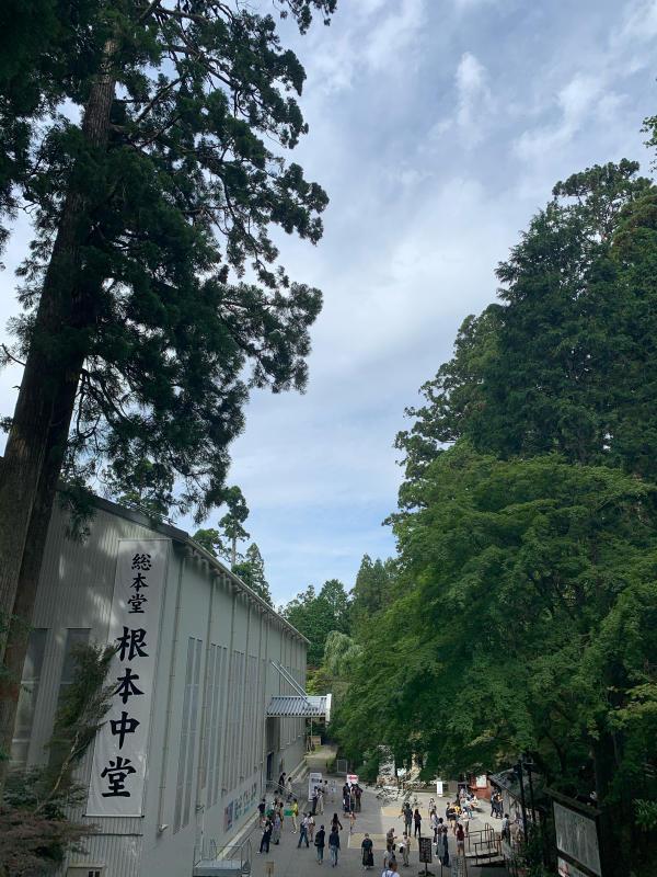 秋分の日に比叡山延暦寺へ_b0408892_19391737.jpg