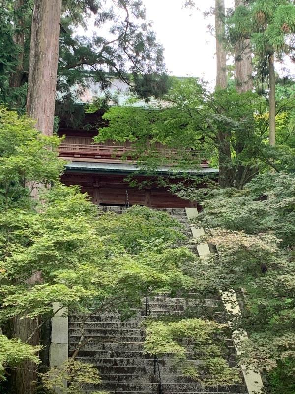 秋分の日に比叡山延暦寺へ_b0408892_19392176.jpg