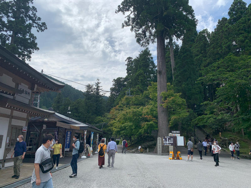 秋分の日に比叡山延暦寺へ_b0408892_19514334.jpg