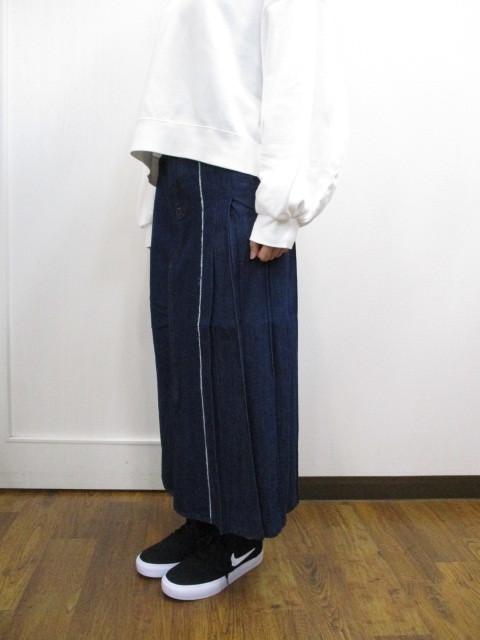 ANTGAUGE アントゲージ ANTGAUGE サイドプリーツ風スカート GE377_e0076692_15504879.jpg