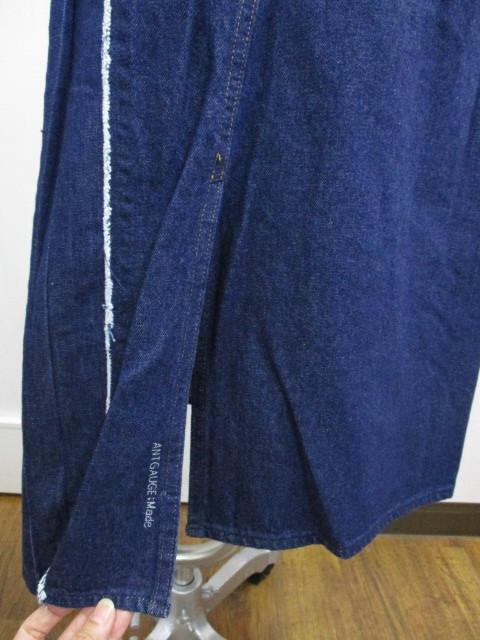 ANTGAUGE アントゲージ ANTGAUGE サイドプリーツ風スカート GE377_e0076692_15525288.jpg