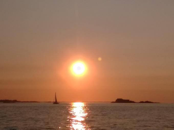 九月の海水浴  la baignade en septembre_e0206902_03181857.jpg