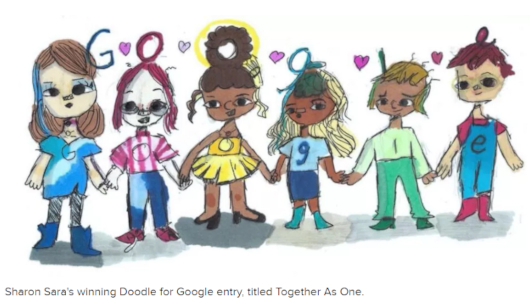 「優しさ」がテーマ、The 2020 Doodle for Googleコンテストの優勝者はこちら_b0007805_21101087.jpg