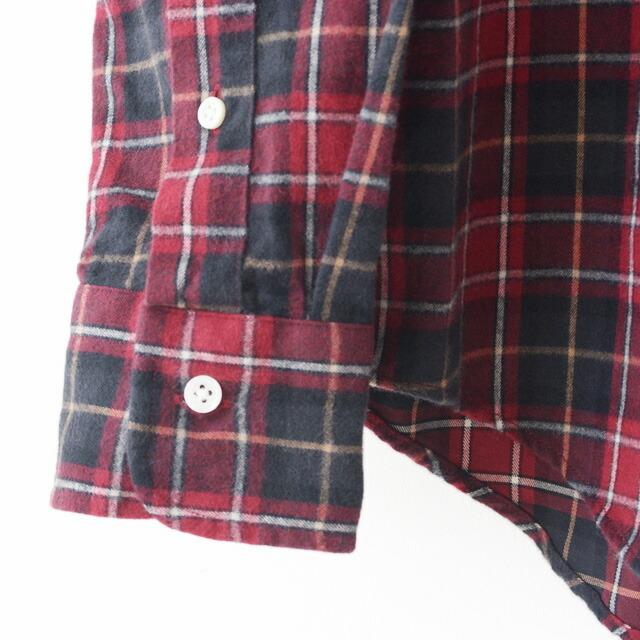Gymphlex [ジムフレックス] M\'s 60/2ビエラ起毛チェック SHIRTS [J-0643 VHC] 長袖シャツ・チェックシャツ・MEN\'S _f0051306_16422355.jpg