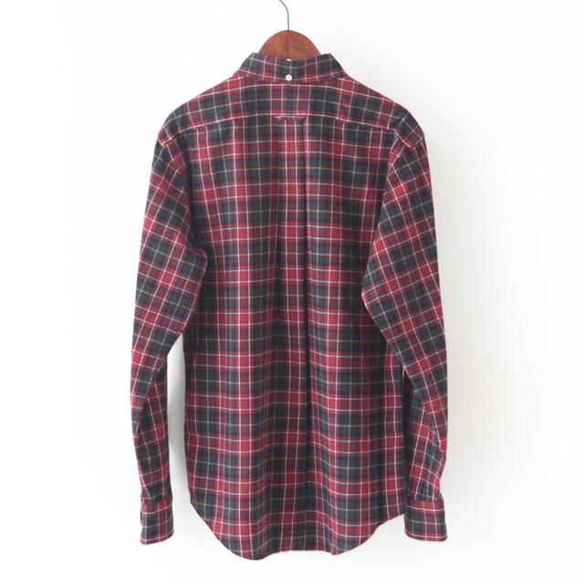 Gymphlex [ジムフレックス] M\'s 60/2ビエラ起毛チェック SHIRTS [J-0643 VHC] 長袖シャツ・チェックシャツ・MEN\'S _f0051306_16422362.jpg