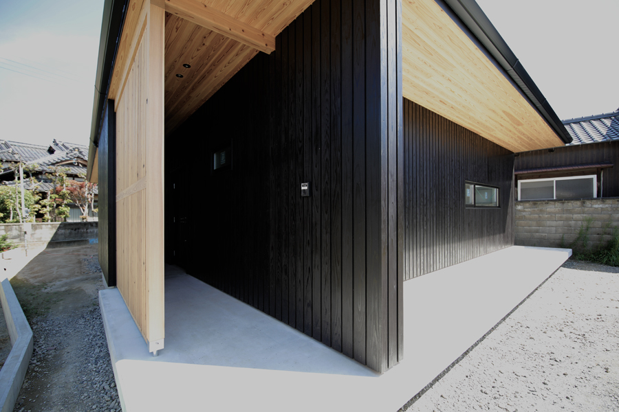 『浮土間のある板塀の平屋』オープンハウス開催のお知らせです。_e0029115_18115337.jpg