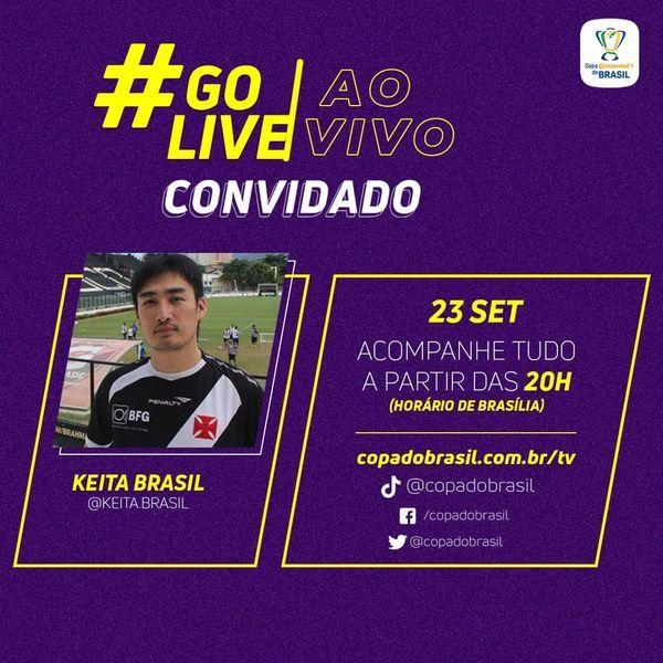 【国際生放送◉番組出演】 #CopaDoBrasil 2020 公式国際生中継番組にあす再びゲスト出演❣️_b0032617_10214254.jpg