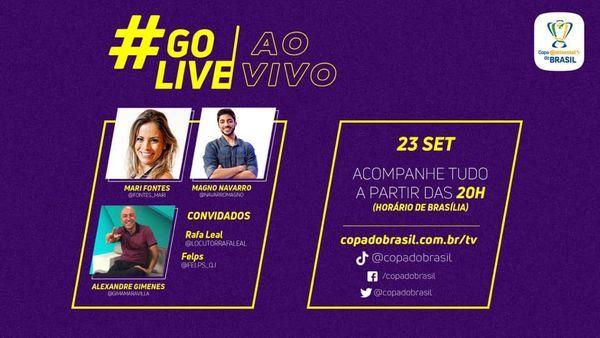 【国際生放送◉番組出演】 #CopaDoBrasil 2020 公式国際生中継番組にあす再びゲスト出演❣️_b0032617_10214325.jpg