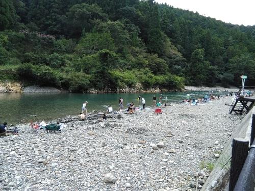 今年も来られました😃川湯キャンプ旅行_f0395164_19204346.jpg