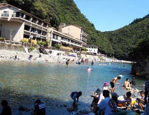 今年も来られました😃川湯キャンプ旅行_f0395164_19220406.jpg