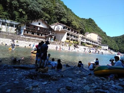 今年も来られました😃川湯キャンプ旅行_f0395164_19271490.jpg