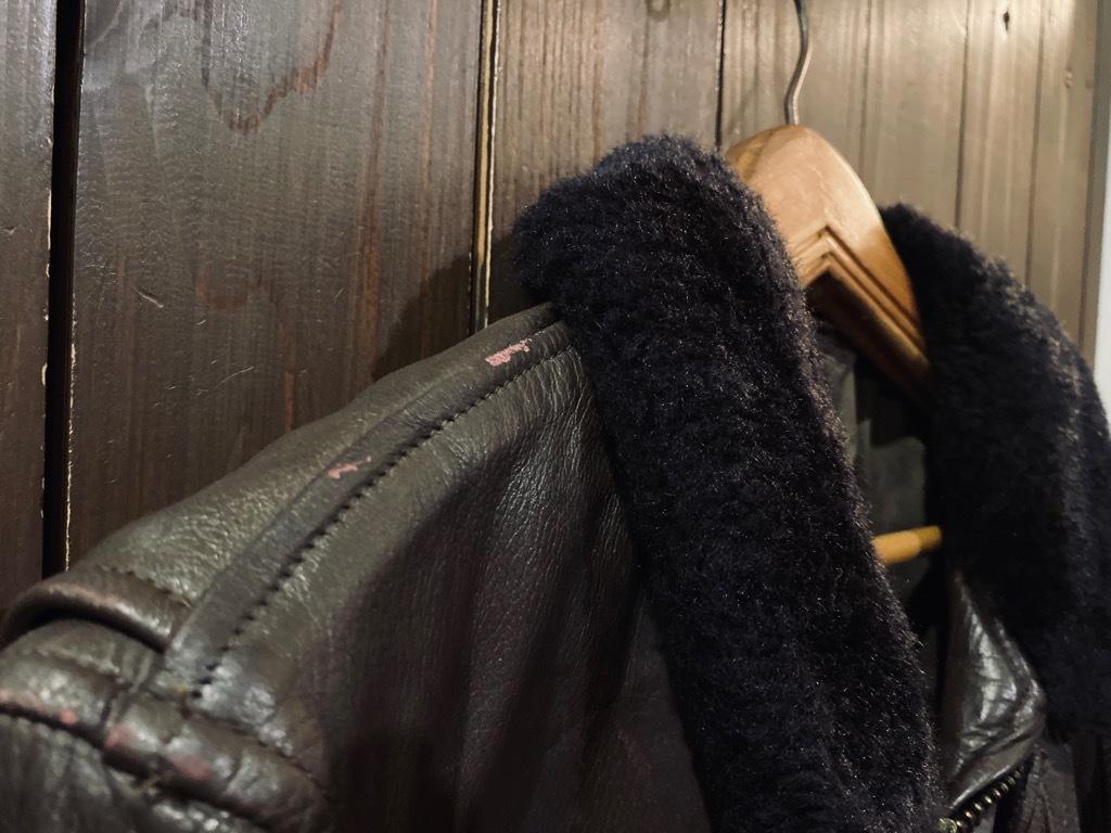 マグネッツ神戸店 一生物の襟ボアレザージャケット!_c0078587_14230147.jpg