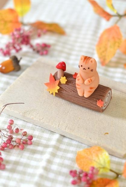 Lauraの秋の練り切り 小さくってかわいい秋見つけた♪_d0025294_22320787.jpg