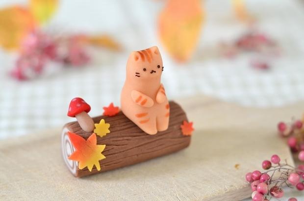 Lauraの秋の練り切り 小さくってかわいい秋見つけた♪_d0025294_22324745.jpg