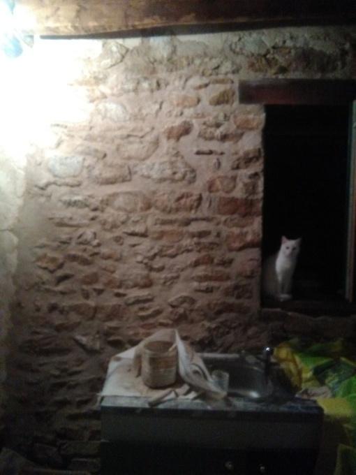 古い家の修復はまだまだつづく...  L\'infini... les travaux de la maison ancienne_e0206902_04273491.jpg