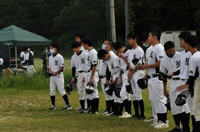 定通軟式野球交流試合_f0087620_10191722.jpg