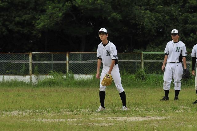 定通軟式野球交流試合_f0087620_10200413.jpg