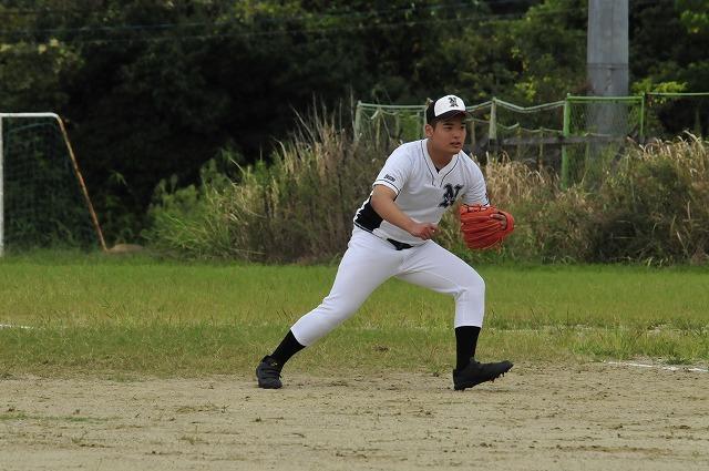 定通軟式野球交流試合_f0087620_10205659.jpg