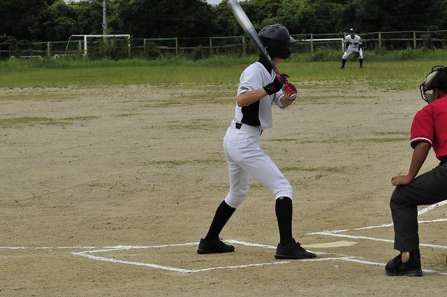 定通軟式野球交流試合_f0087620_10234952.jpg