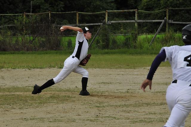 定通軟式野球交流試合_f0087620_10310033.jpg