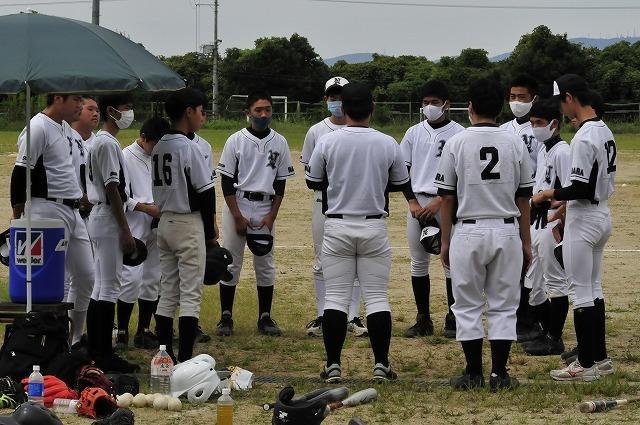 定通軟式野球交流試合_f0087620_10331963.jpg
