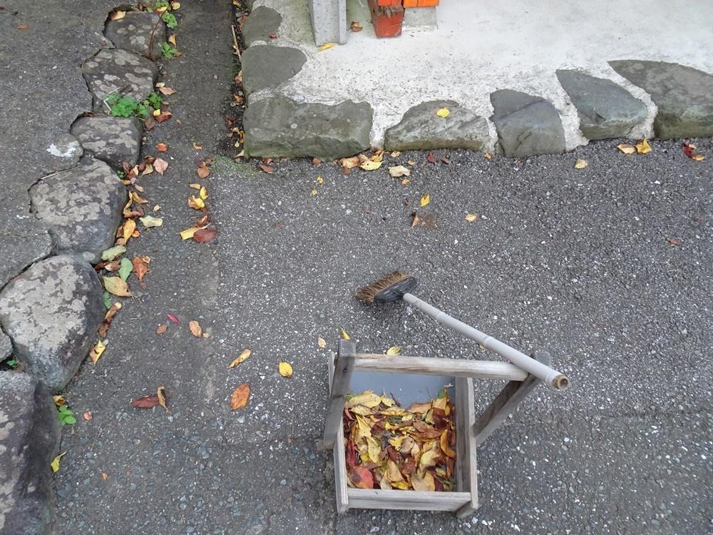 石畳敷き工事再開_c0111229_18523809.jpg