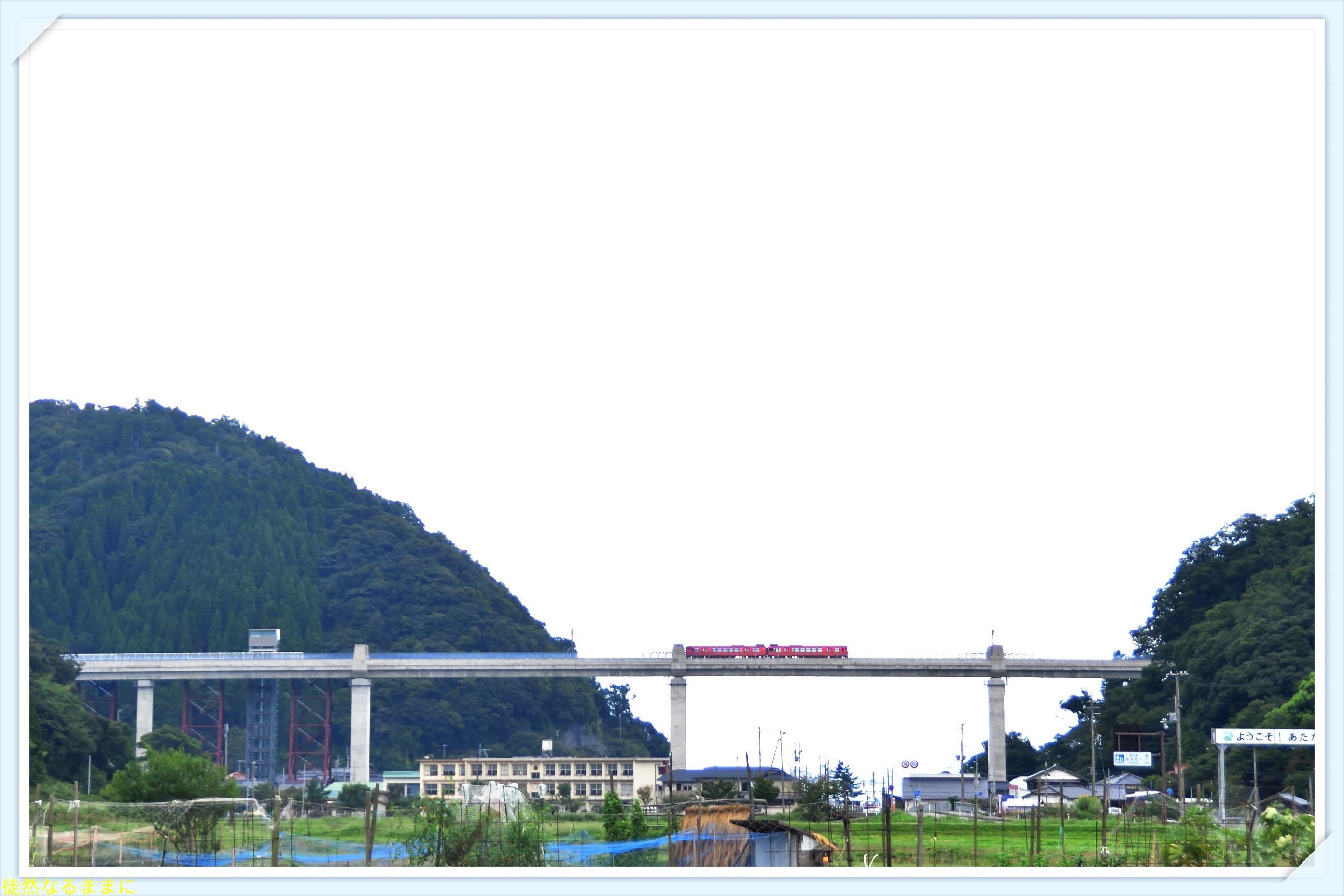 余部鉄橋 空の駅_d0285540_07005807.jpg