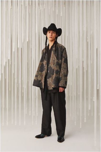 "Sasquatchfabrix. 2020-21 Autumn & Winter Collection ""Wakon Yosai\""_e0171446_1346455.jpg"
