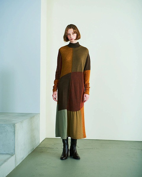 YOKE 2020 AUTUMN WINTER COLLECTION PAUL KLEE look 2nd_e0171446_14355399.jpg
