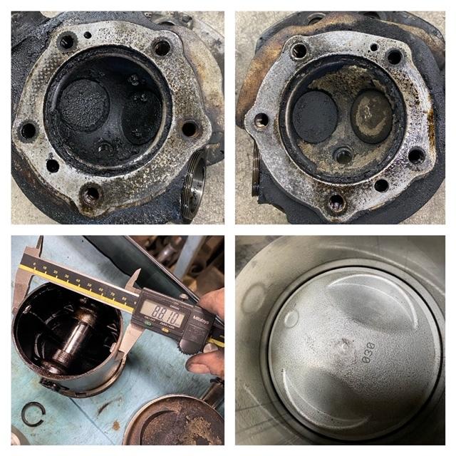 継続検査とエンジン修理などなど_c0152253_23171271.jpg