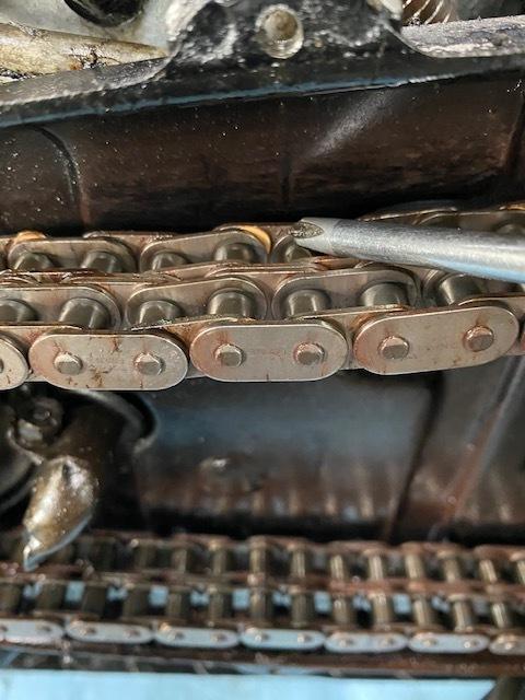 継続検査とエンジン修理などなど_c0152253_23171350.jpg