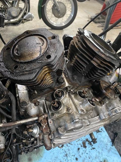 継続検査とエンジン修理などなど_c0152253_23171370.jpg