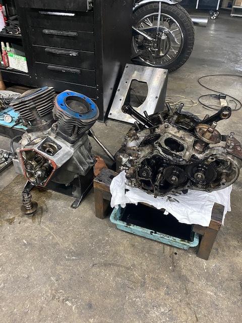 継続検査とエンジン修理などなど_c0152253_23171371.jpg