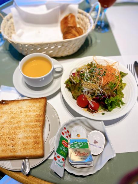 ホテルニューオータニ大阪「SATSUKI」の朝ごはん_f0054556_09223430.jpg