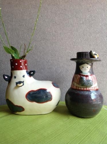 あまたの展示会『近藤佳寿子 陶展』始まりましたー_b0153663_00044932.jpeg