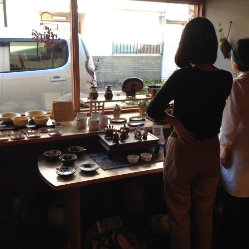 あまたの展示会『近藤佳寿子 陶展』始まりましたー_b0153663_01314100.jpeg