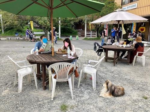 秋旅二日目 山登りと川遊びと_a0157174_21455473.jpg