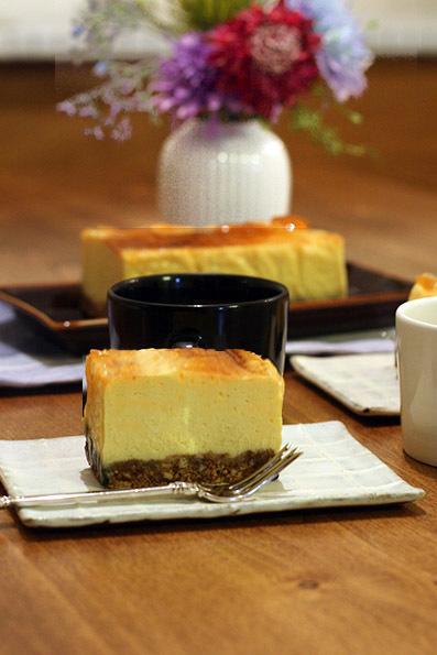 ミネストローネとチーズケーキの日_e0137277_15542838.jpg