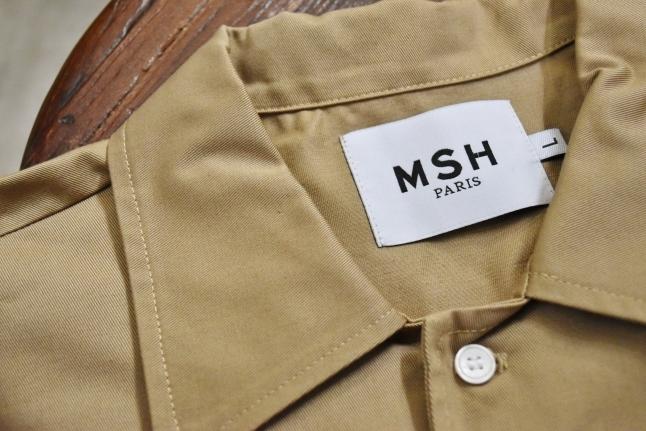 MSH  MADE in Paris  CPO SHIRTS_d0152280_21250991.jpg