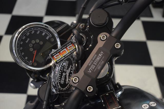 MOTO GUZZI V7Ⅲ STONE S 世界750台限定モデル入荷!_d0099181_19091366.jpg