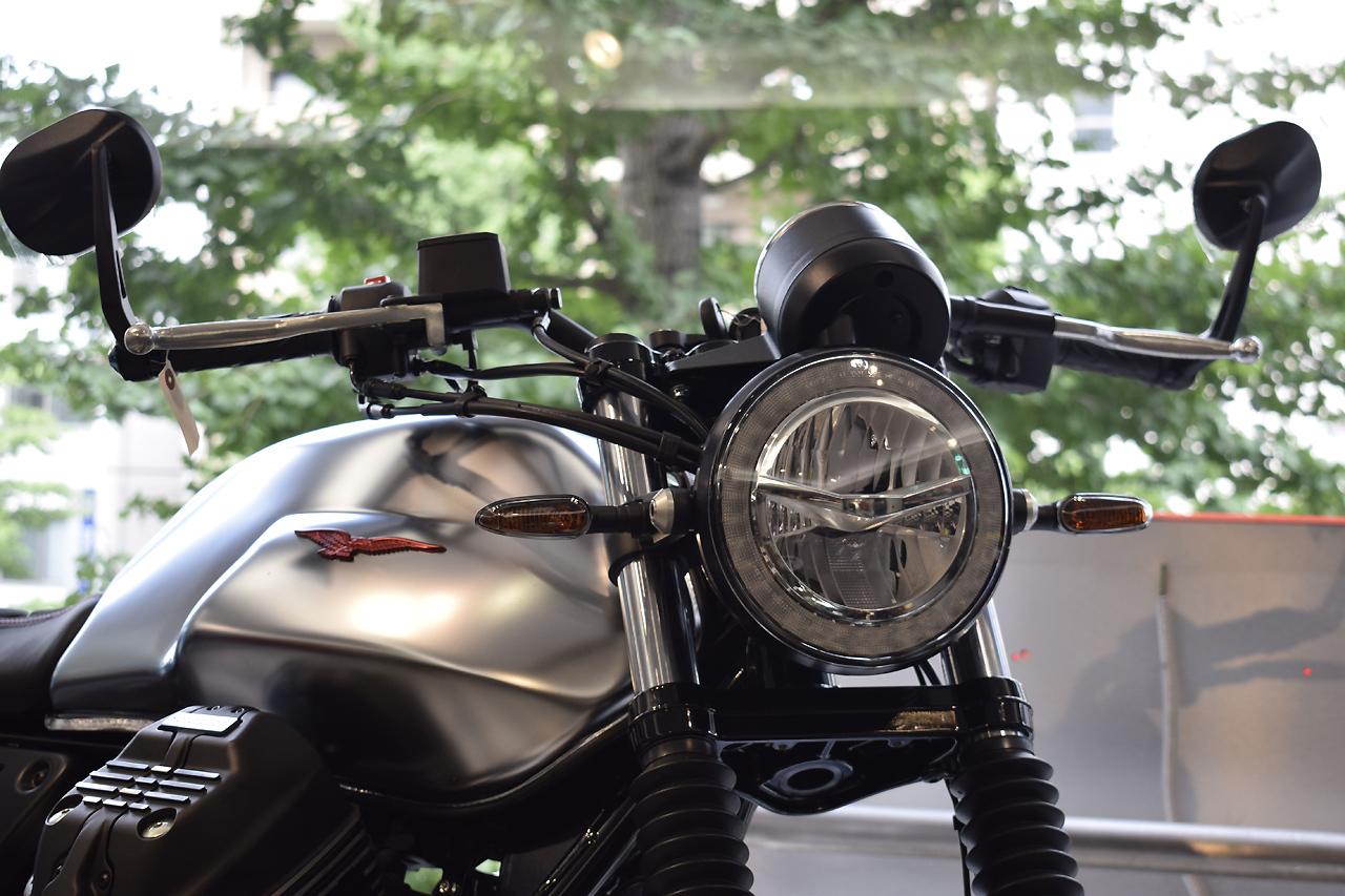 MOTO GUZZI V7Ⅲ STONE S 世界750台限定モデル入荷!_d0099181_19251856.jpg