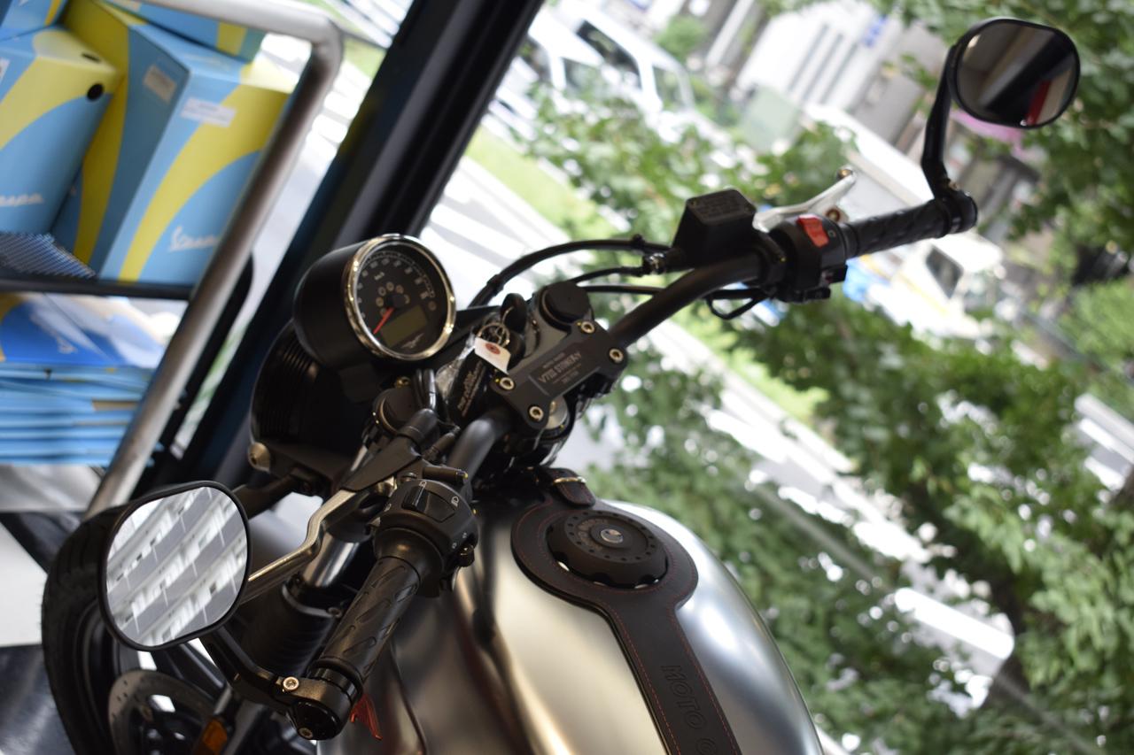 MOTO GUZZI V7Ⅲ STONE S 世界750台限定モデル入荷!_d0099181_19252125.jpg