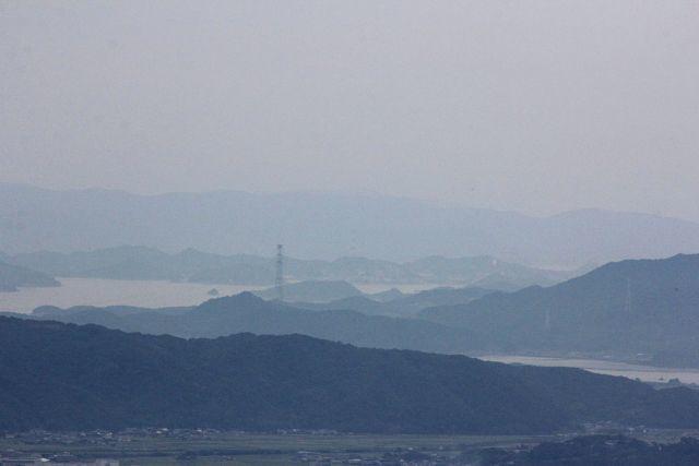 熊山登山 中尾鉄塔コースの巻_f0325295_16252554.jpg