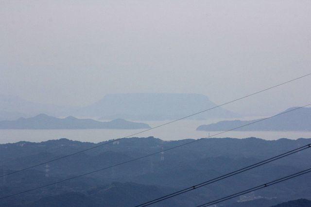 熊山登山 中尾鉄塔コースの巻_f0325295_16253161.jpg