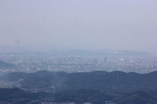 熊山登山 中尾鉄塔コースの巻_f0325295_16255029.jpg