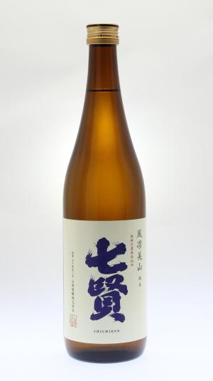 七賢 純米酒 風凛美山[山梨銘醸]_f0138598_08173568.jpg