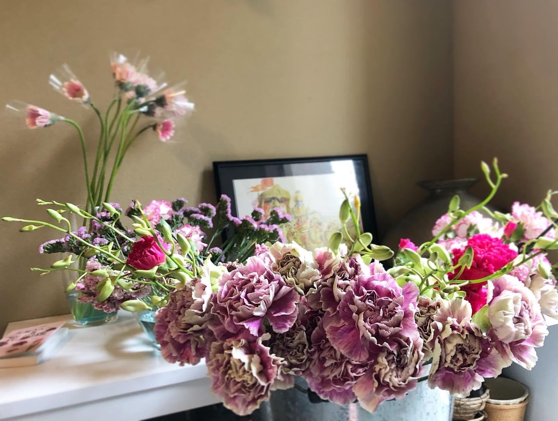 プージャーで捧げるお花について_d0103413_14112462.jpg