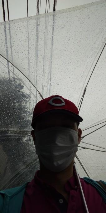 本日もアベノマスクよりコンビニのマスクで介護現場に出勤です!_e0094315_08251065.jpg