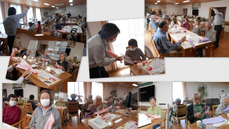 2020.9.20 エミシア敬老会_b0131135_15413561.jpg