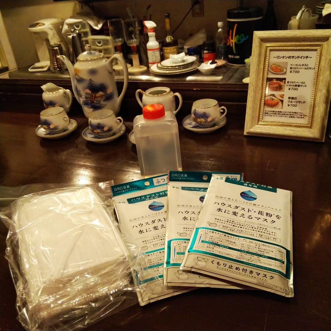 200925 祝🎉営業再開🎂祇園喫茶Rinken☕_f0164842_23374614.jpg